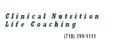 Clinical Nutrition Life Coaching
